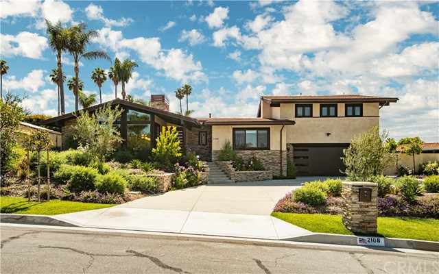 2108 Via Visalia, Palos Verdes Estates, California 90274, 4 Bedrooms Bedrooms, ,2 BathroomsBathrooms,For Sale,Via Visalia,SB20120410