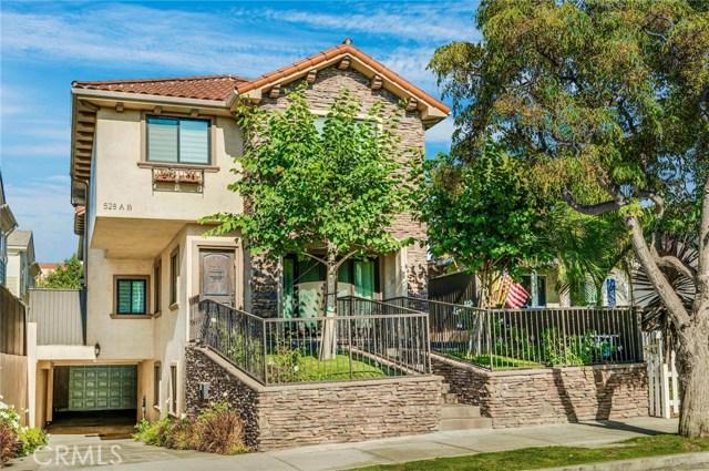 528 Francisca Avenue B, Redondo Beach, California 90277, 4 Bedrooms Bedrooms, ,4 BathroomsBathrooms,For Sale,Francisca,PV20215287
