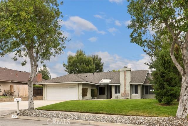 1414 N 6th Avenue, Upland, CA 91786