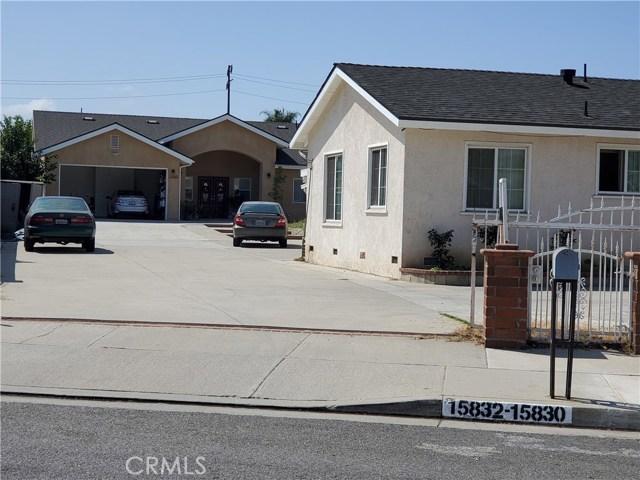 15830 Fellowship Street, La Puente, CA 91744