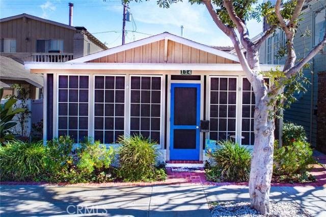 114 Garnet Avenue, Newport Beach, CA 92662
