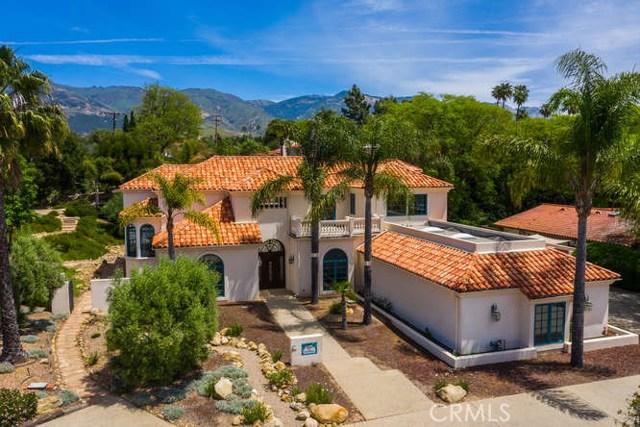 4684 Via Los Santos, Santa Barbara, CA 93111