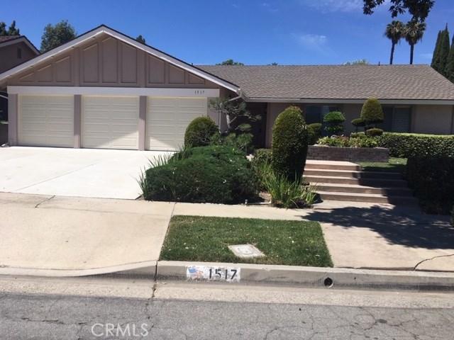 1517 Conejo Lane, Fullerton, CA 92833