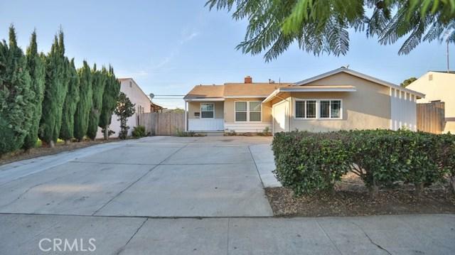 1645 W Wisteria Place, Santa Ana, CA 92703