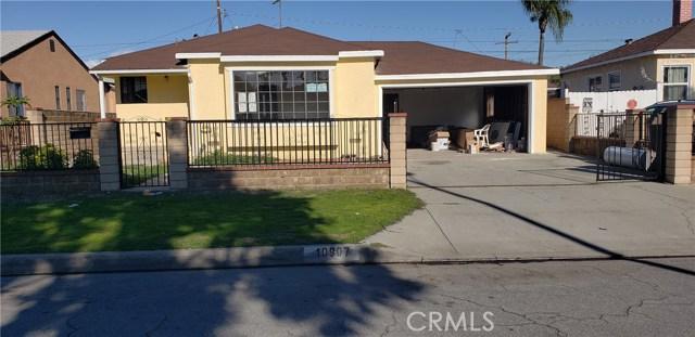 10907 GALAX Street, South El Monte, CA 91773