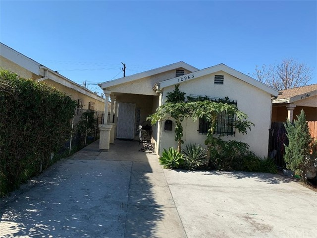 10963 Grape Street, Los Angeles, CA 90059