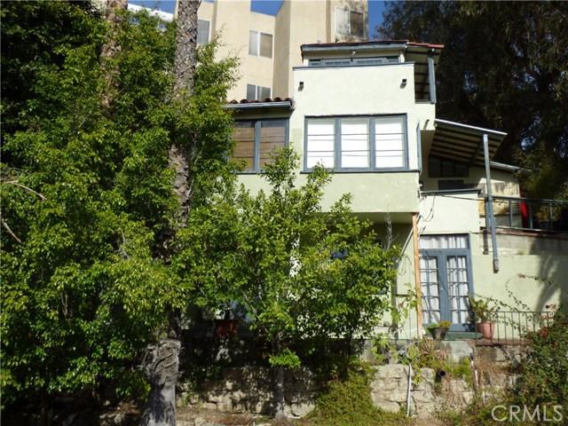 2174 Beachwood, Hollywood, CA 90068