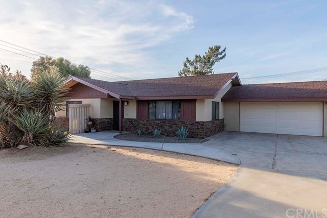 58350 Bonanza Drive, Yucca Valley, CA 92284