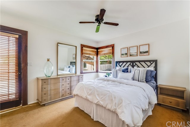 924 N. Olive Street-Bedroom