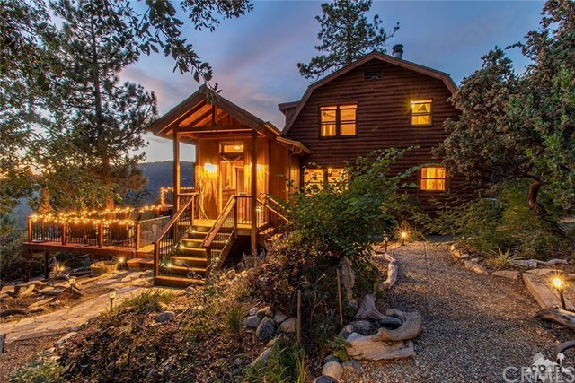 54283 Valley View Drive, Idyllwild, CA 92549