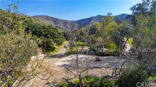 28570 Williams Canyon Road, Silverado Canyon, CA 92676