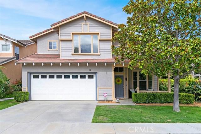 15 Stone Pine, Aliso Viejo, CA 92656