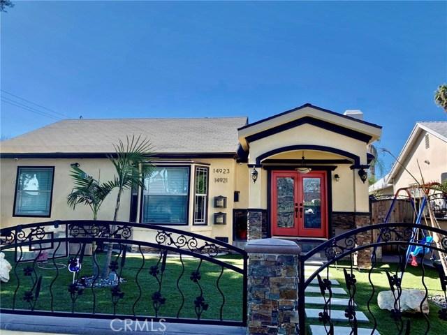 Photo of 14923 S Castlegate Avenue, Compton, CA 90221