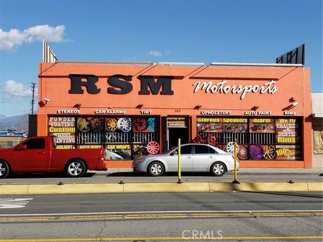 263 S E Street, San Bernardino, CA 92401