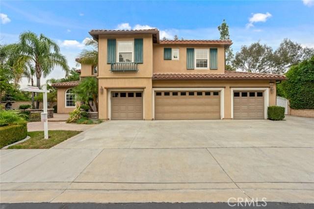 15261 Maysair Lane, Chino Hills, CA 91709