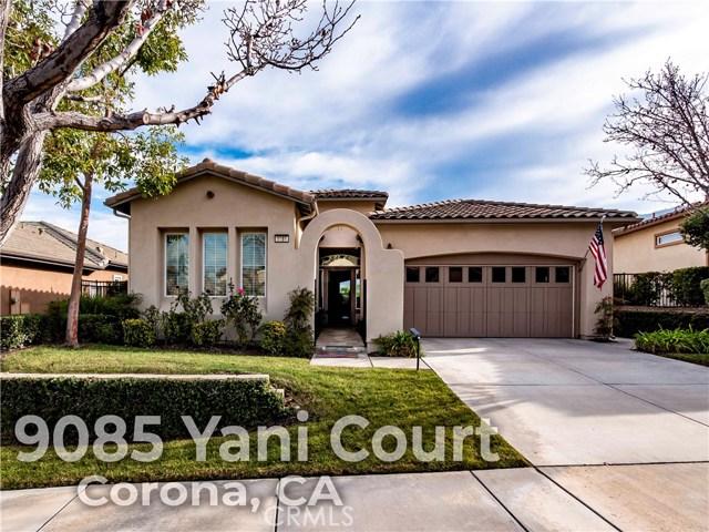 9085 Yani Court, Corona, CA 92883