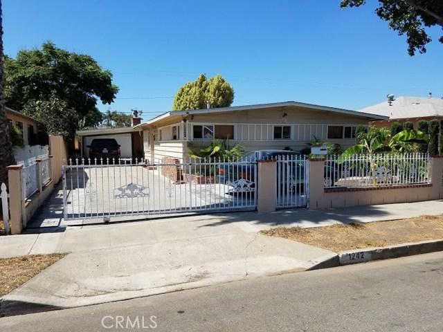 1242 S Shelton Street, Santa Ana, CA 92707