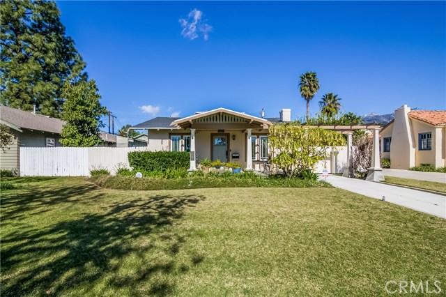 1761 Monte Vista Street, Pasadena, CA 91106