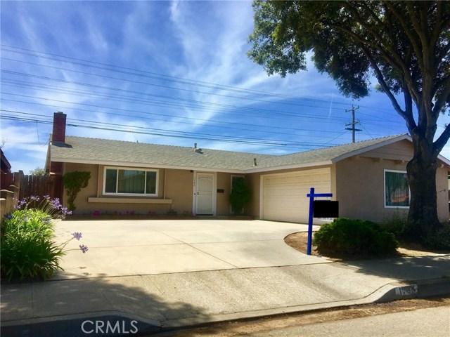 1705 N Depot Street, Santa Maria, CA 93458