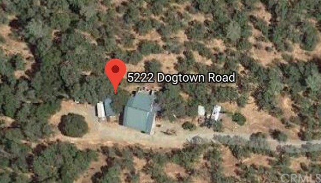 5222 Dogtown Road, Coulterville, CA 95311