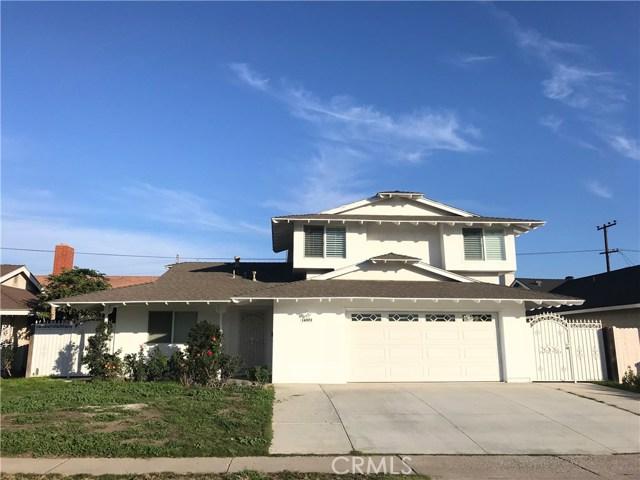 16572 Lassen Street, Fountain Valley, CA 92708