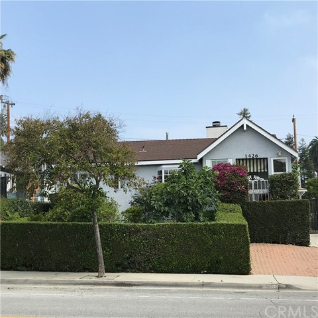 1426 Alhambra Road, South Pasadena, CA 91030