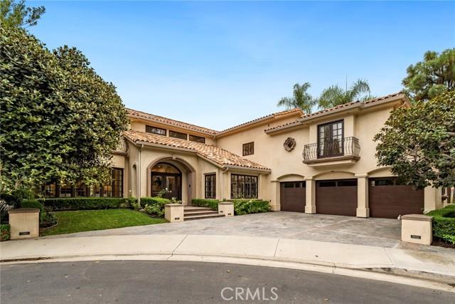 5 Canyon Court, Newport Beach, CA 92660
