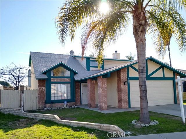 587 Coolidge Avenue, Hemet, CA 92543