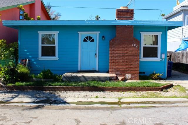186 Placentia Avenue, Pismo Beach, CA 93449