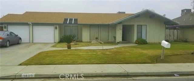 3409 Robinwood Street, Bakersfield, CA 93309