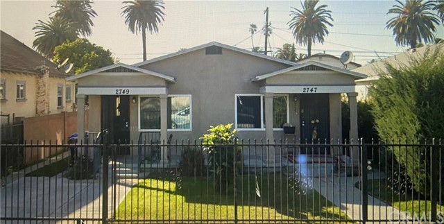 2747 S Mansfield Avenue, Los Angeles, CA 90016