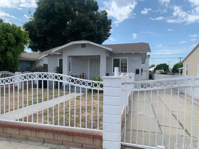 4536 E 59th Place, Maywood, CA 90270