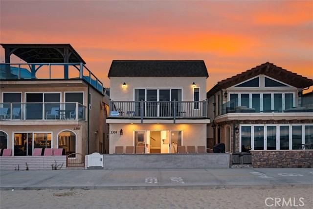 3308 W Oceanfront, Newport Beach, CA 92663