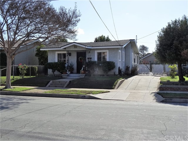 308 W Adams Avenue, Alhambra, CA 91801