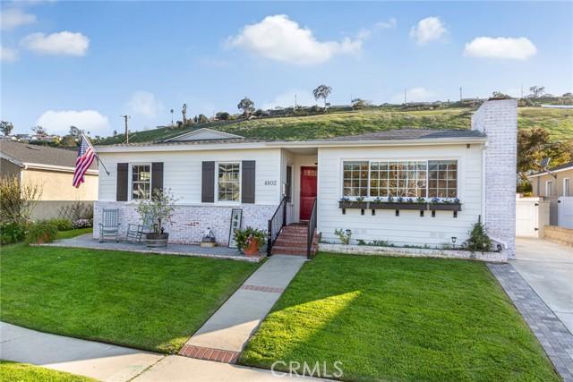 4802 Greenmeadows Avenue, Torrance, CA 90505