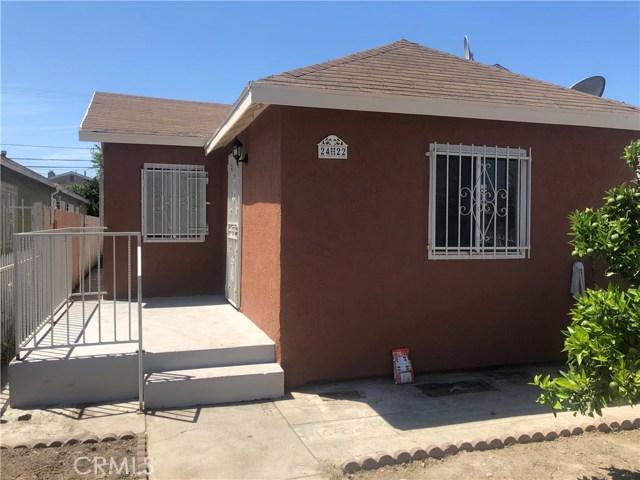 2422 E 113th Street, Los Angeles, CA 90059