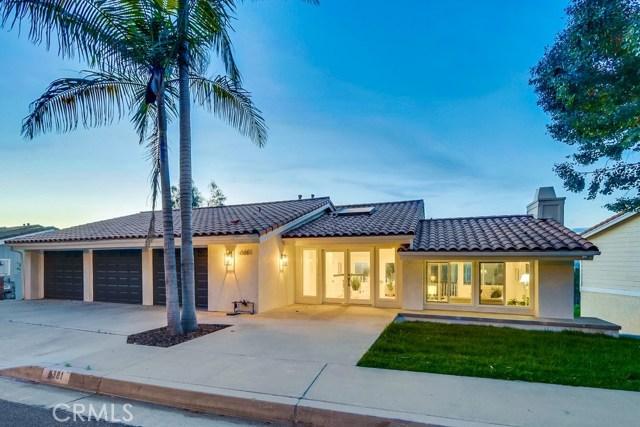 6381 E Via Arboles, Anaheim Hills, CA 92807