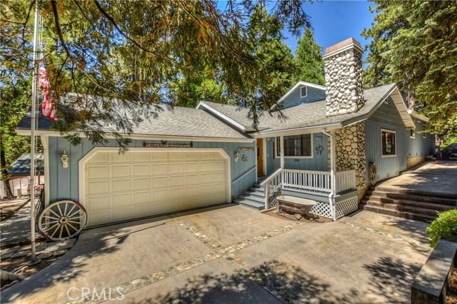 31340 Onacrest, Running Springs, CA 92382