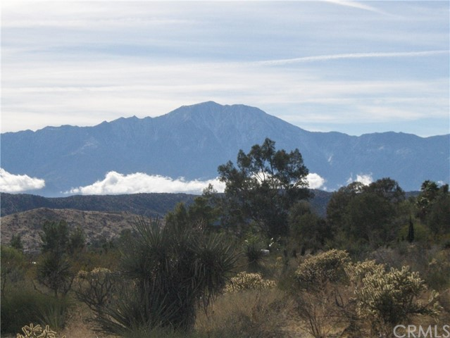 0 Maccele Road, Morongo Valley, CA 92256