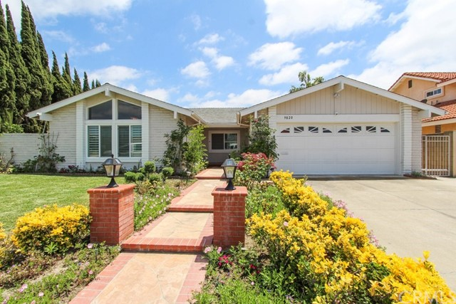 9820 Mistletoe Avenue, Fountain Valley, CA 92708