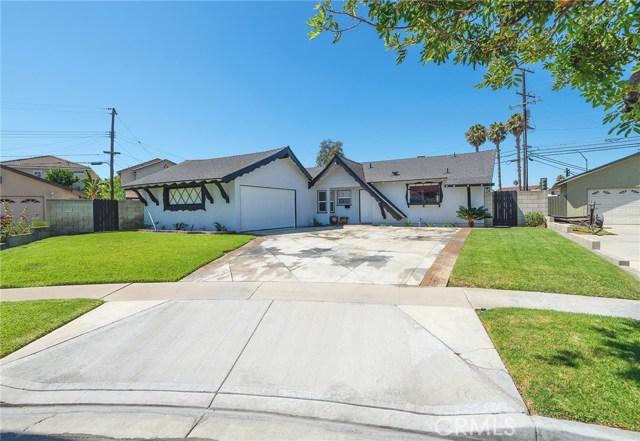 833 S Rome Place, Anaheim, CA 92804