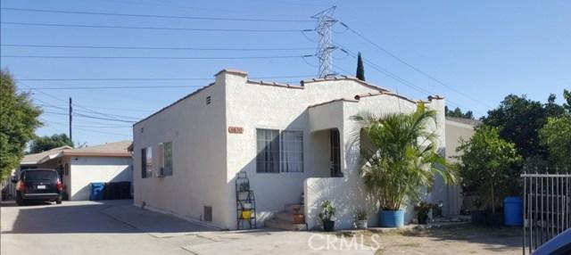 6830 Hollenbeck Street, Huntington Park, CA 90255