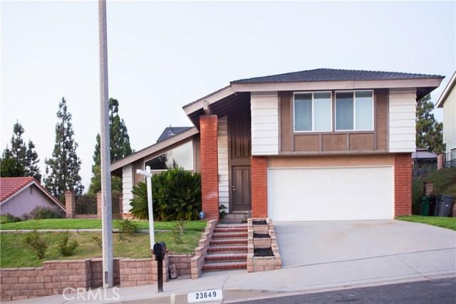 23649 Country View Drive, Diamond Bar, CA 91765