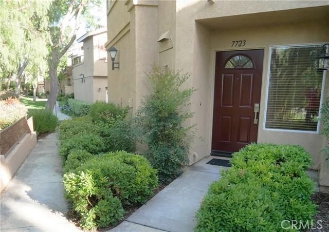 7723 E Portofino Avenue, one of homes for sale in Anaheim Hills