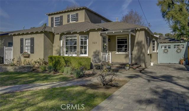 513 Jacaranda Place, Fullerton, CA 92832