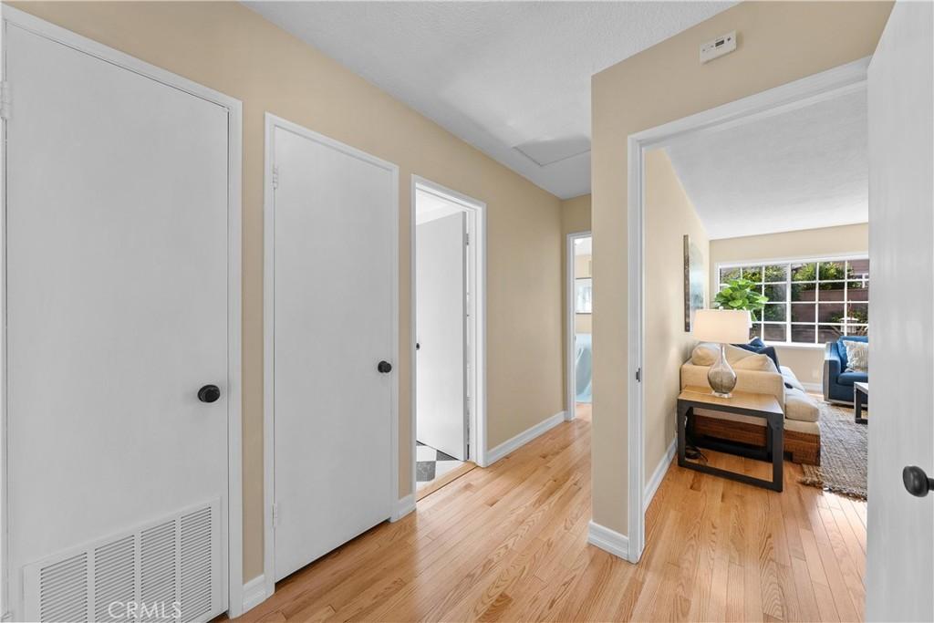 Hallway leading to Primary Bedroom