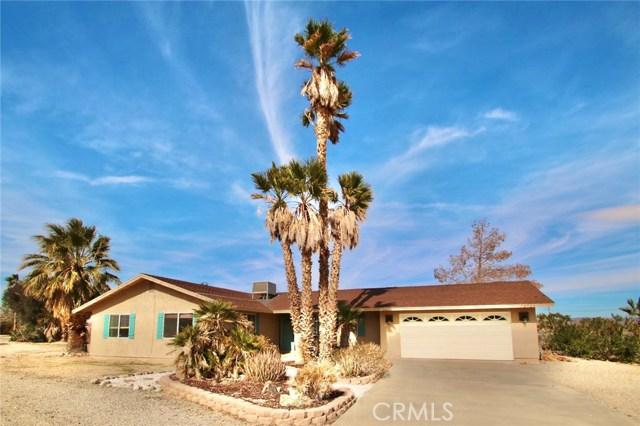 72726 Desert Trail Drive, 29 Palms, CA 92277