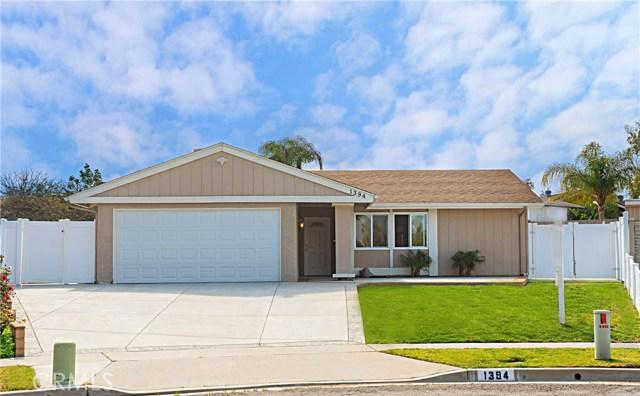 1394 Birch Circle, Corona, CA 92879