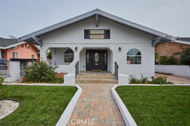 4024 Dalton Avenue, Los Angeles, CA 90062