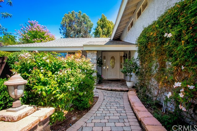 One of New Listing Yorba Linda Homes for Sale at 19602  Crestknoll Drive